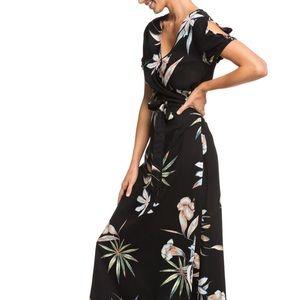 Lotus Heart Maxi Dress NWOT